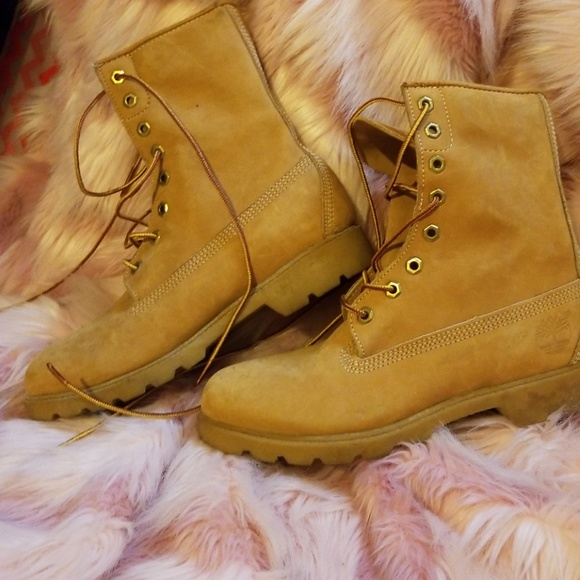 Old school Timberland Boots